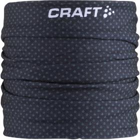 Craft Neck Tube Halsbeklædning grå/sort